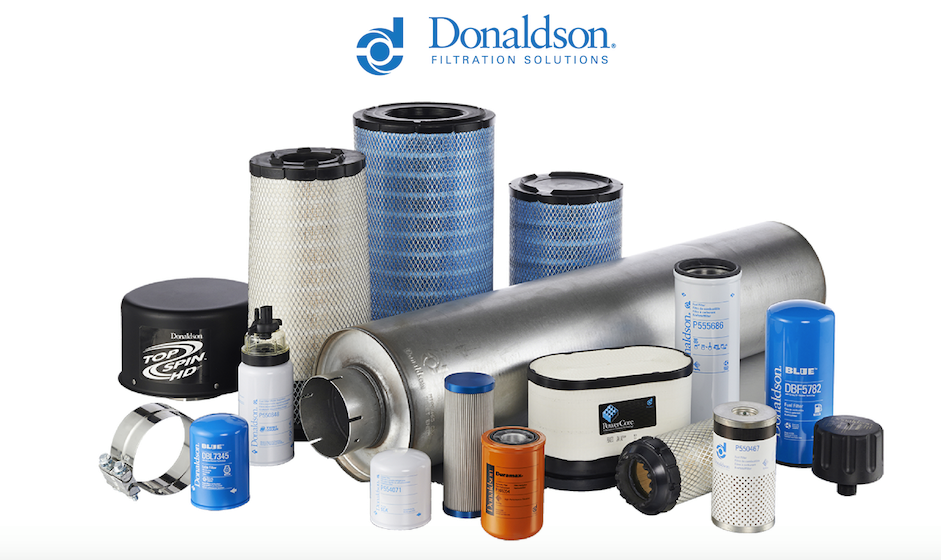 Donaldson Filtration overview